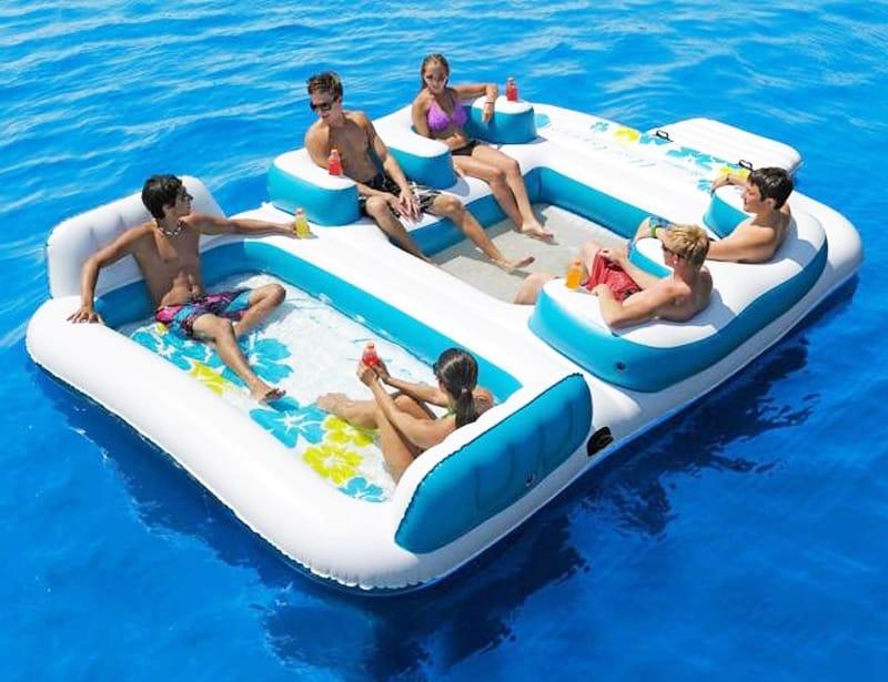 Blue Lagoon – Big Inflatable Floating Island_DESIGNRULZ (1)