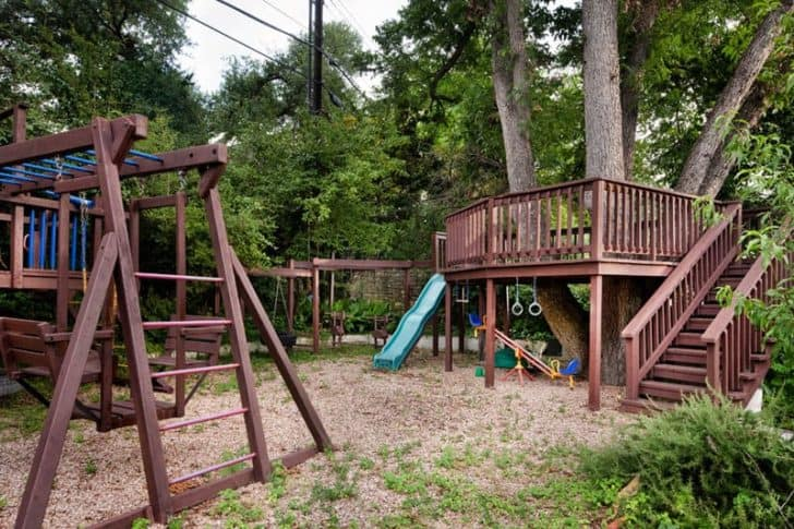 Swing Sets Ideas Backyard Play, Ideas For Playgrounds